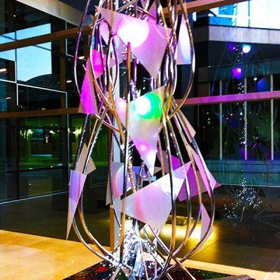 LED & Acrylic Tree 2
