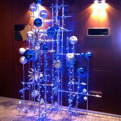 LED Sculptured Tree