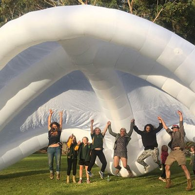 inflate 4